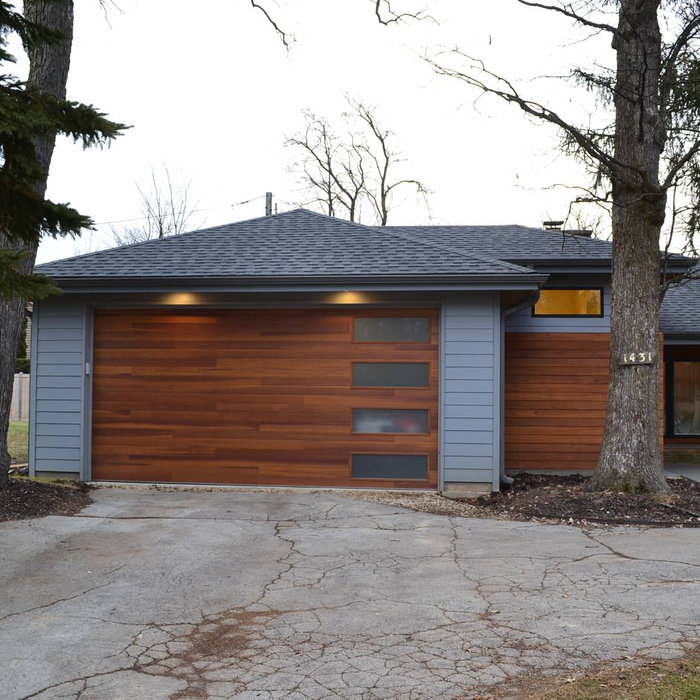Highland Park - Whole House Remodeling, Garage, Entry, Bathrooms Additions