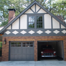 Traditional Exterior by Soorikian Architecture
