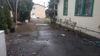 Garage/Driveway Cleanout