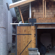 Contemporary Exterior by Bear Creek Special Projects (BCprojects.ca)