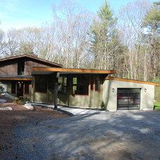 Traditional Exterior by Platt Builders
