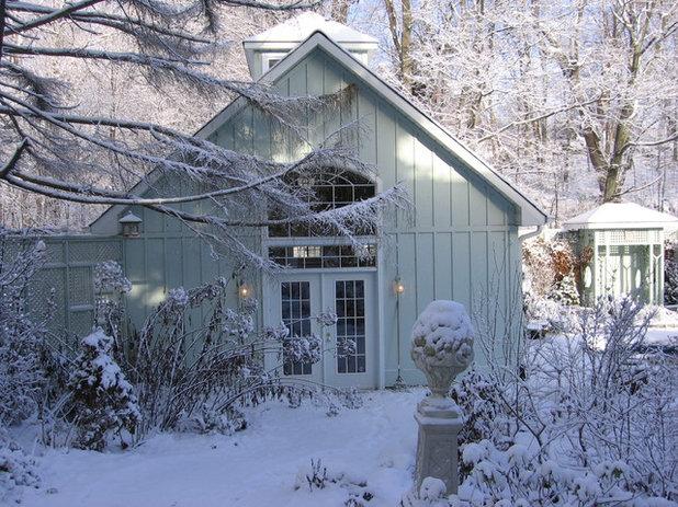 Классический Фасад дома by David Chestnutt