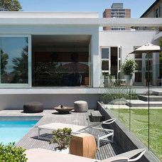 Modern Exterior by Secret Gardens