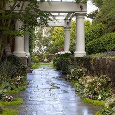 Traditional Exterior by Shepard Design Landscape Architecture - AJ Shepard