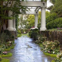 traditional exterior by Shepard Design Landscape Architecture - AJ Shepard