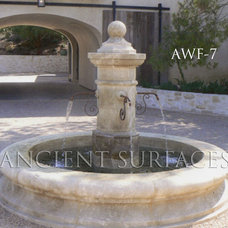 Mediterranean Exterior by Ancient Surfaces
