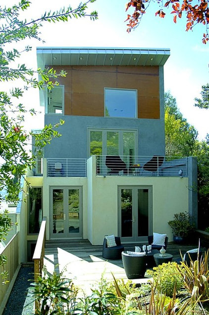 Contemporary Exterior by DNM Architect