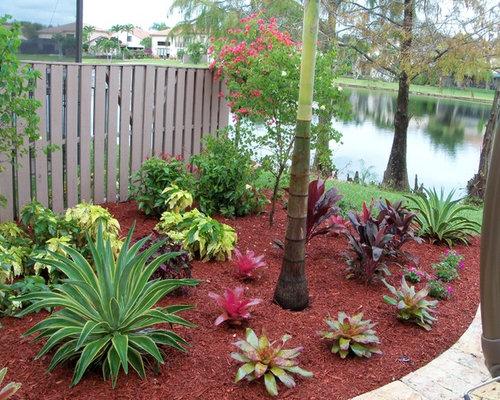 Tropical Garden Landscaping Houzz