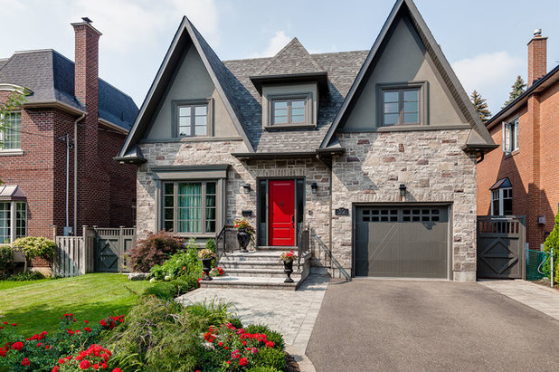Traditional Exterior by Grenview Construction