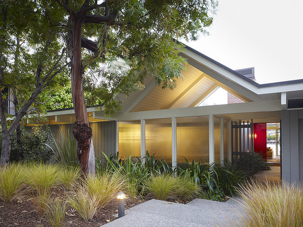 Roots Of Style Midcentury Styles Respond To Modern Life