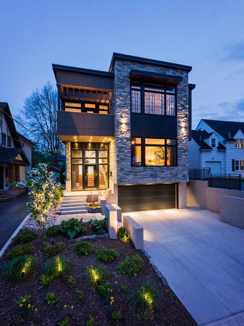 Ottawa exterior design ideas pictures inspiration for Modern home decor ottawa