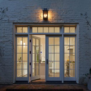 Transitional exterior home photo in DC Metro