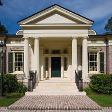 Traditional Exterior by Historical Concepts