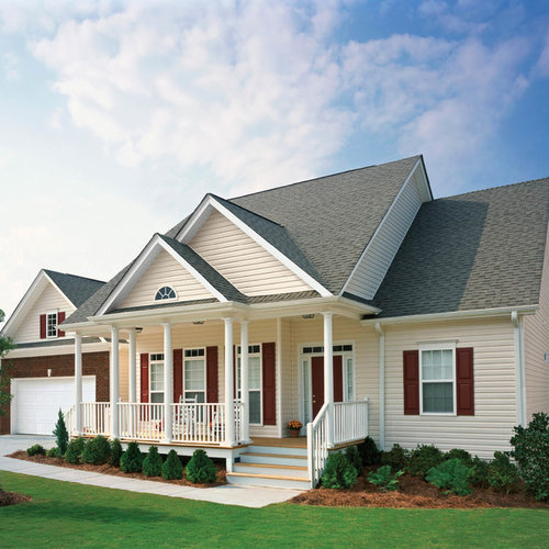 Georgia pacific vinyl siding houzz Georgia pacific vinyl siding
