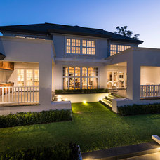 Traditional Exterior by Oswald Homes