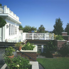 Traditional Exterior by Menter Architects LLC