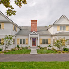 Traditional Exterior by Timberlake Design Build