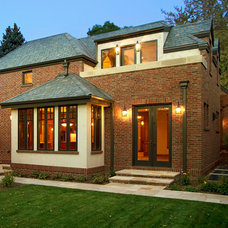 Traditional Exterior by GRUBER HOME REMODELING