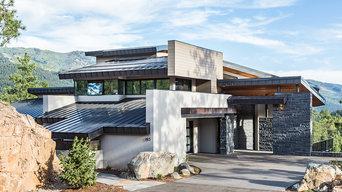 Glacier Club Custom Home
