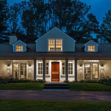 Traditional Exterior by E. B. Mahoney Builders, Inc.