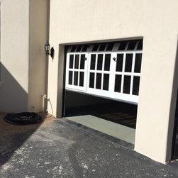 Glass Garage Doors - Modern & Contemporary -