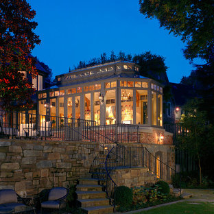 Glass Kitchen Conservatory in DC