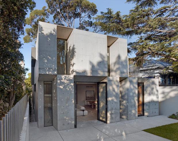 Houzzbesuch: Ein Haus mit zwei Gesichtern in Australien