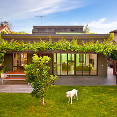 Contemporary Exterior by Architecture Matters Pty. Ltd.