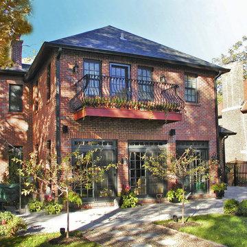 Glencoe, IL - Private Residence, Addition