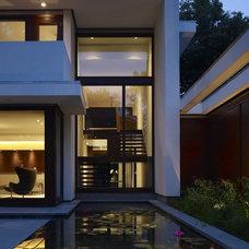 Modern Exterior by Robbins Architecture