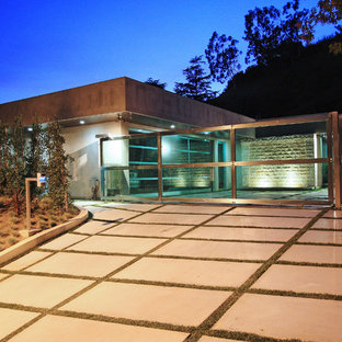 Photo of a modern exterior in Los Angeles.