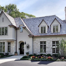 Traditional Exterior by Birchwood Builders LLC