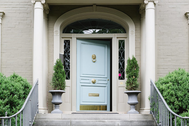 Entry Refresh: Door Inspiration Is Knocking