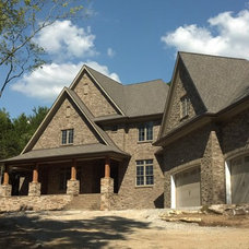 Traditional Exterior by Stephen Cole Construction, Inc.
