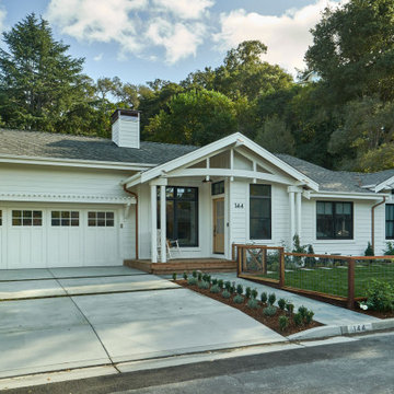 Gorgeous Open Floor Plan Cottage in Los Gatos
