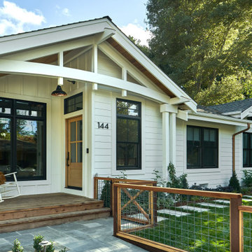 Gorgeous Open Floor Plan Cottage in Los Gatos