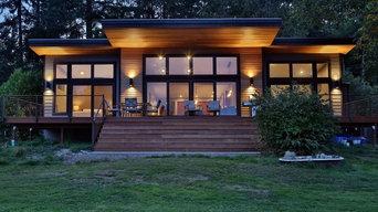 Goss Lake - Custom Home