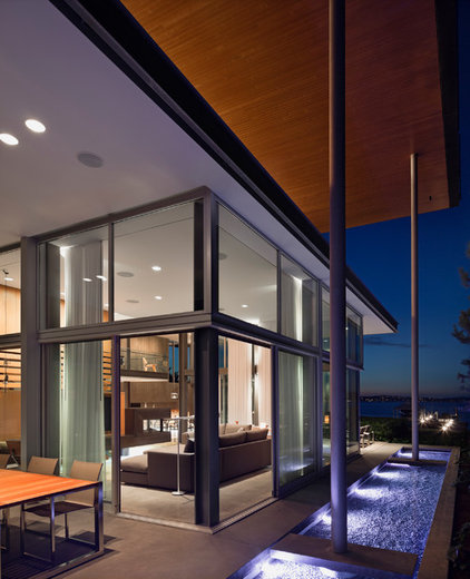 Modern Exterior by E. Cobb Architects