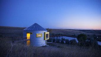 Grain Bin Residence