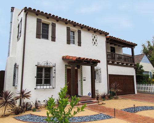 Granada smooth stucco refinishing - How to repair exterior stucco cracks ...