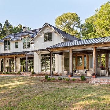 Grand Bayou Lakehouse - Farmer Payne Architects