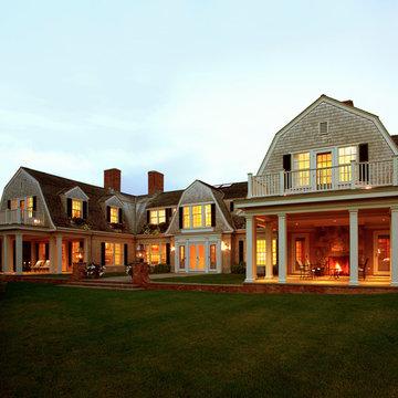Grand Country House Meets Herring Creek Farm