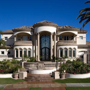 Grand Mediterranean Estate