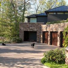 Contemporary Exterior by Rugo/ Raff Ltd. Architects