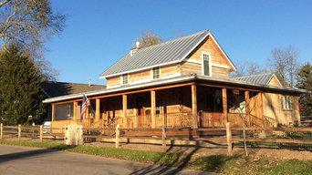 Grandmother's Cabin Renovation