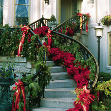 Traditional Exterior by Carol Martling