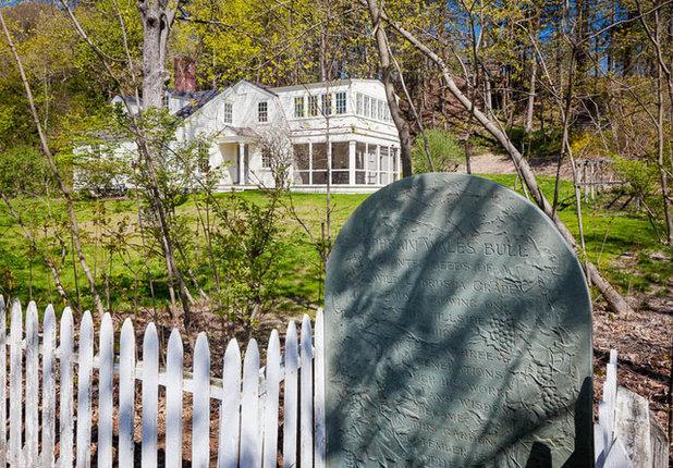 Farmhouse Exterior by Platt Builders