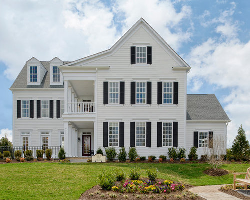 James hardie shutters home design ideas pictures remodel for Cobblestone shutters