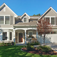 Traditional Exterior by Great Neighborhood Homes