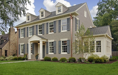 Curb Appeal 10 Updated Architectural Styles